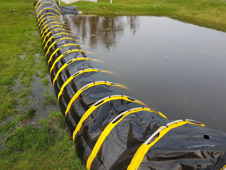 Overstroming preventieve maatregel